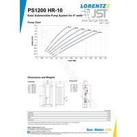 Jual Pompa Submersible Lorentz Ps1200 Hr-10 2