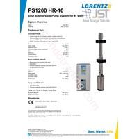 Distributor Pompa Submersible Lorentz Ps1200 Hr-10 3