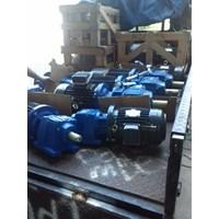Jual Helical Geared Motor  2