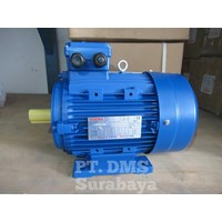 Electric Motor 3 Phase 3 Hp 1500 Rpm 1