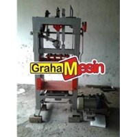 Mesin Cetak Batako Balok Produksi Batako