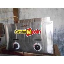 Mesin Deep Fryer Penggorengan Penuh Minyak