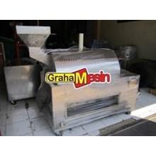 Mesin Sangrai Kacang Alat Roaster Kacang