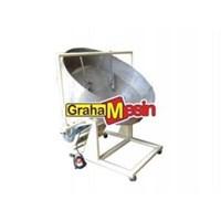 Jual Mesin Pan Granulator Kompos Organik Pengolahan Bahan Kompos