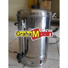 Mesin Boiler Air Alat Pemasak Air Untuk Minuman Kopi