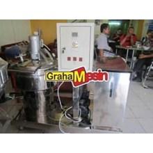 Mesin Evaporator Vacuum Alat Kadar Air Bahan