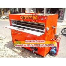mesin oven pengering sistem rotary