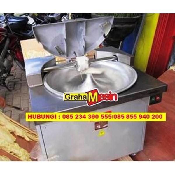 Alat Pemotong Daging SILENT CUTTER