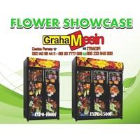 Jual MESIN SHOWCASE FLOWER