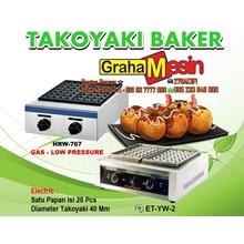 Mesin Pembuatan Takoyaki