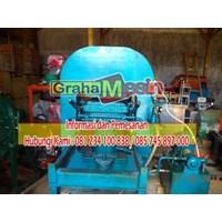 Mesin Cetak Genteng Press