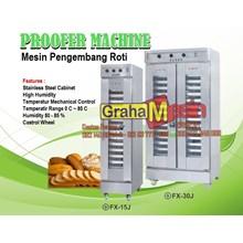 Mesin Proofer Untuk Pengembang Roti