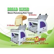 Mesin Pemotong Roti Tawar Bread Slicer