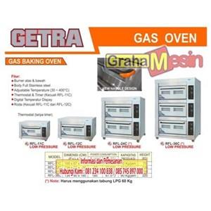 mesin pemanggang - mesin oven roti gas baking oven
