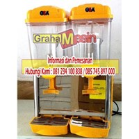 Jual mesin juice dispenser mesin pendingin minuman