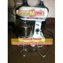 alat alat mesin mixer roti pengaduk adonan roti