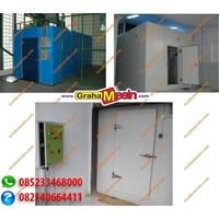 Ruang pendingin/Cold Freezer Room/ Mesin Sirkulasi dan Pendingin 1