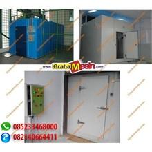 Ruang pendingin/Cold Freezer Room/ Mesin Sirkulasi dan Pendingin