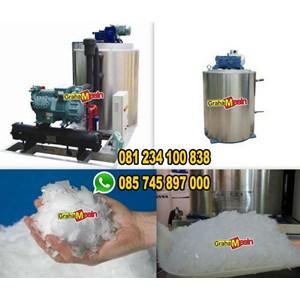 Dari Mesin Ice Flake Mesin Pembuat Es Batu Bongkahan 3 Ton ice flake maker 2