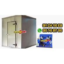 tools Cold storage machine or refrigeration room