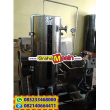 Mesin Vaccum Drying Serbaguna