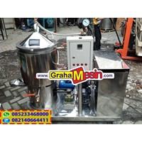 Mesin Evaporator Vacuum Pembuat Serbuk 1
