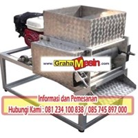 mesin marning jagung Mesin Pemipih Jagung 1