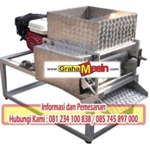 mesin marning jagung Mesin Pemipih Jagung