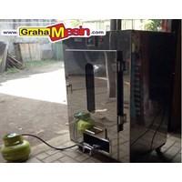 Distributor Mesin Oven Pengasap Serbaguna 3
