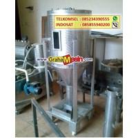 Mesin Pencampur pakan ternak vertical mixer 1 ton Murah 5