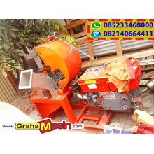 Modern Wood Crusher Machine