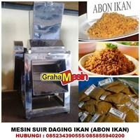 Jual Mesin Suwir Daging Abon Otomatis