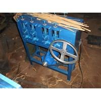Jual mesin serut bambu pembulat tusuk sate 2