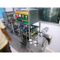 Jual mesin penutup gelas otomatis 2 line mesin cup sealer otomatis 2 line 2