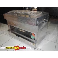 Distributor Local Deep Fryer Gas Engine 3
