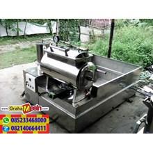 Mesin Vacuum Frying Keripik Buah Serbaguna