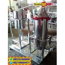 Mesin Destilasi Sistem Kukus
