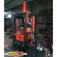 Dari Mesin Press Batako Paving Hidrolis  1
