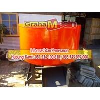 Mesin Cetak Batako Mixer Batako Untuk Produksi Cetak Batako