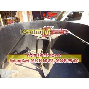 Dari Mesin Cetak Batako Mixer Batako Untuk Produksi Cetak Batako 2