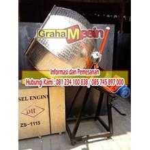Alat Alat Mesin pencampur bumbu seasoning mixer