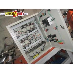 Dari Mesin Ribbon Mixer Pencampur Adonan Basah Otomatis 1