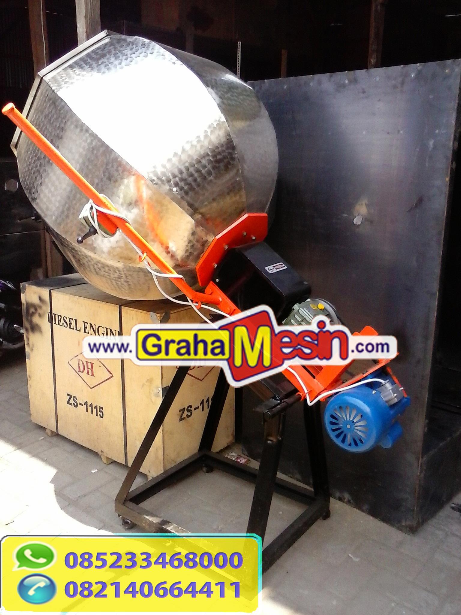 Sell Versatile Seasoning Mixer Machine From Indonesia By Cv Graha Van Belt Utk Mesin Steam Globalindocheap Price