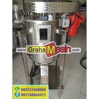 Mixer Vertikal Adonan Pelet Otomatis/Mixer Pakan Ternak