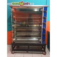 Distributor Mesin Pemanggang Ayam Dan Bebek Import 3