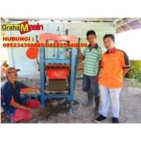 Beli Mesin Cetak Bata / Mesin Paving Manual Vibrator Termurah 4