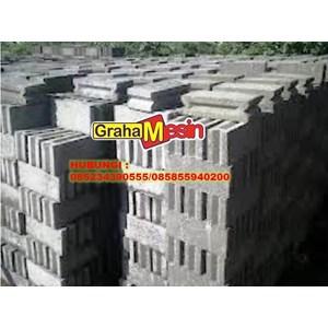 Mesin Cetak Bata / Mesin Paving Manual Vibrator Termurah