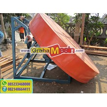 Mesin Granulatopr Kompos Kapasitas Besar