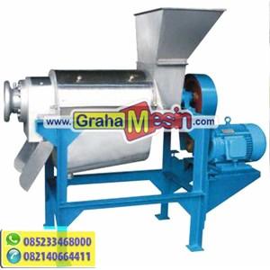 Mesin Press Buah Otomatis Import
