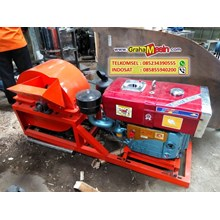 MESIN WOOD CRUSHER MINI SUPER CEPAT